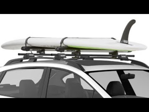 Paddle Board Car Racks >> Yakima Suppup 8004078 Stand Up Paddle Board Carrier For Car Roof Racks