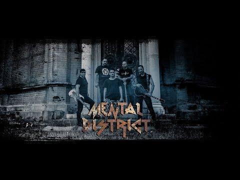 MENTAL DISTRICT Live at Cult Music Club HD 1080p (Full Concert) - Craiova Rock