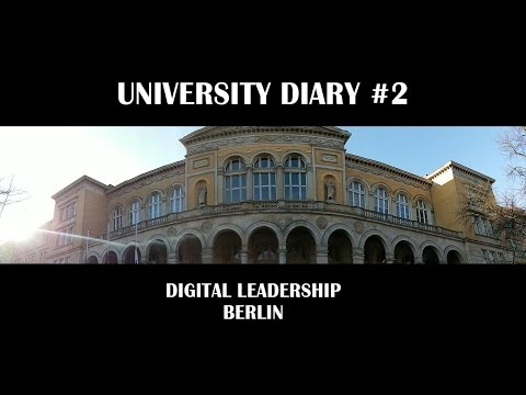 Digital Leadership: Innovation Management, Ideas & Labour Law (Diary #2 - Podcast))