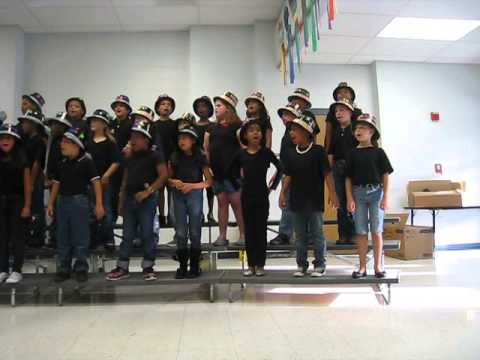 Hats Musical at Ridgeview Global Studies Academy 5