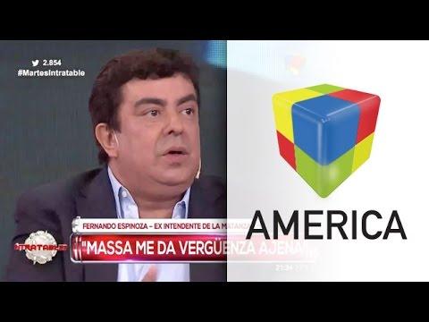 Espinoza: Denunciamos un pacto preelectoral Massa-Macri