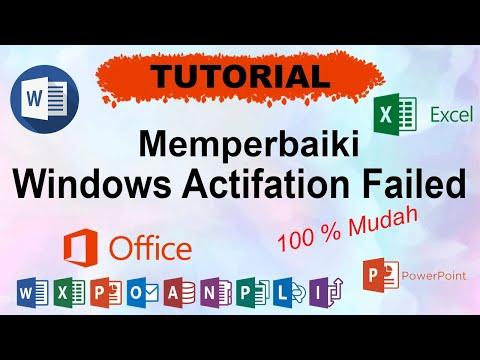 Mengatasi Ms Word, Excel, Dan PowerPoint Tidak Bisa Digunakan Untuk Mengetik
