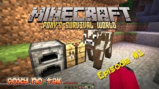 Minecraft JAVA Survival Let's Play - Foxy's JAVA Survival