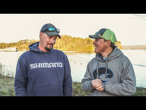 Lake Guntersville | Davis on his Home Pond