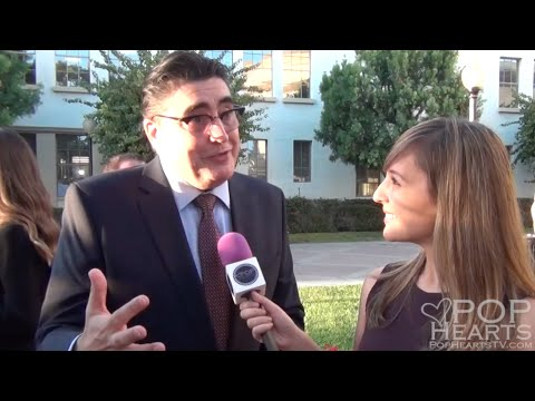 Alfred Molina Discusses Producing Sister Cities