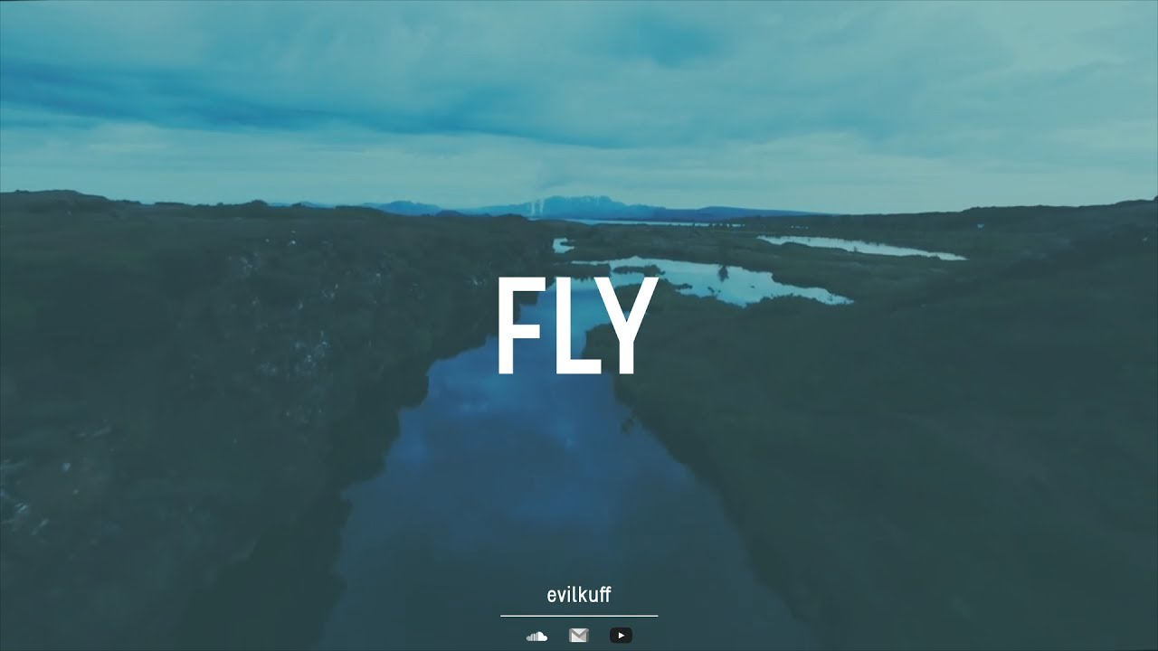 "[CHILL TRAP] Ambient Trap Beat | ""FLY"" 