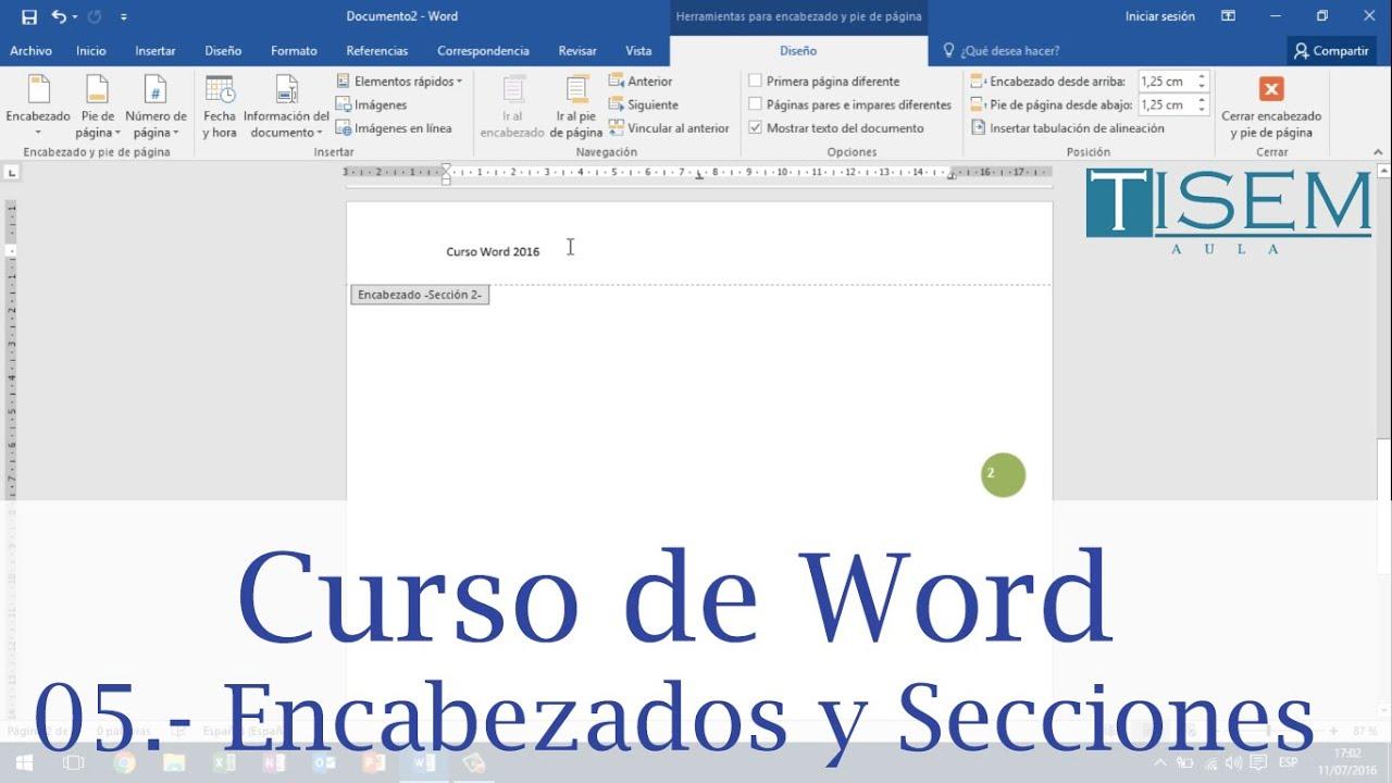 Fantástico Reanudar Encabezados En Word Colección - Ejemplo De ...
