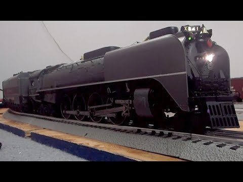 MTH Premier FEF Union Pacific 841
