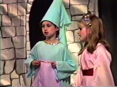 The Frog Prince - Production C - 1993 - Peter Noyes Elementary School