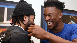 Derrick Rose Weighs In on the Situation With Jimmy Butler and the Timberwolves | Stadium