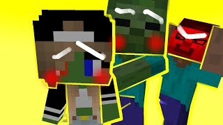 Monster School: Kids Mobs Life 2 - Drawing, Love, Hot Girl (Minecraft Animation Zombie Life 2)