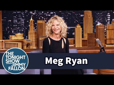 Meg Ryan and Jimmy First Met at a Pearl Jam Concert