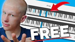 Making A Beat With RIPCHORD in Cakewalk by Bandlab (Free Presets)