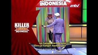Suaranya bagus, tapi sayangnya Nunu gagal konsen! - Killer Karaoke Indonesia