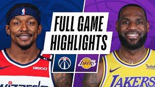GAME RECAP: Wizards 127, Lakers 124