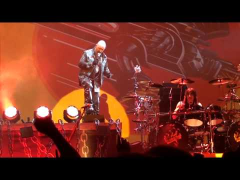 Judas Priest  The Hellion Electric Eye,  Stockholm 20120425