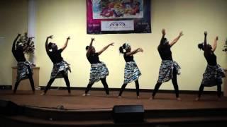 praise dancers african mix