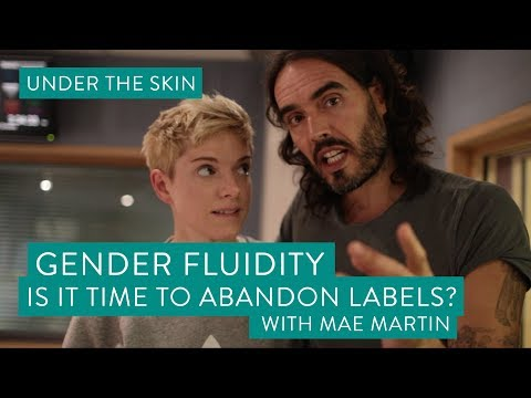 Gender Fluidity - Is It Time To Abandon All Labels? | Under The Skin with Russell Brand & Mae Martin