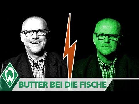 BUTTER BEI DIE FISCHE: Thomas Schaaf   SV Werder Bremen