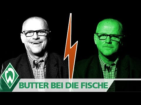 BUTTER BEI DIE FISCHE: Thomas Schaaf | SV Werder Bremen