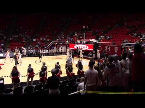 Woods Cross High School vs Payson - 3-2-2016 - Varsity Basketball