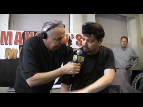Mancow Waterboard (Live On-Air 2009)
