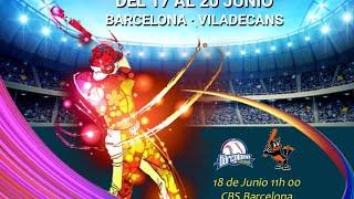 Cpto Esp Sub 18 CBS Barcelona Orioles Oviedo