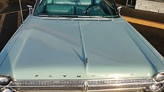 1965 Plymouth Fury 3 Convertible Part2 - Classic Car Addiction