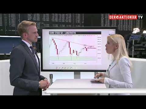 EURO STOXX 50 - Ende von 18 Jahren Abwärtstrend - und nun? - Zertifikate Aktuell vom 20.06.2018