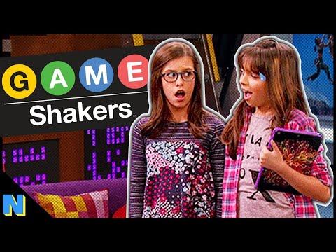 Top 6 Dirty Jokes in Nickelodeon's Game Shakers