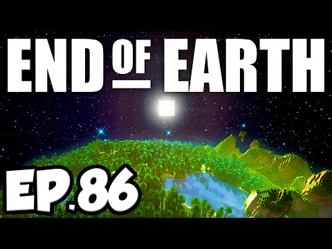 End of Earth: Minecraft Modded Survival Ep.86 - 50 MILLION RF!!! (Steve's Galaxy Modpack)