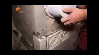 видео Декорируем печь