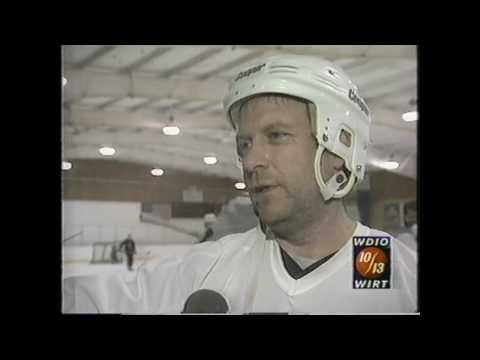 WDIO Sports Segment 1998 Mark Sertich at 77