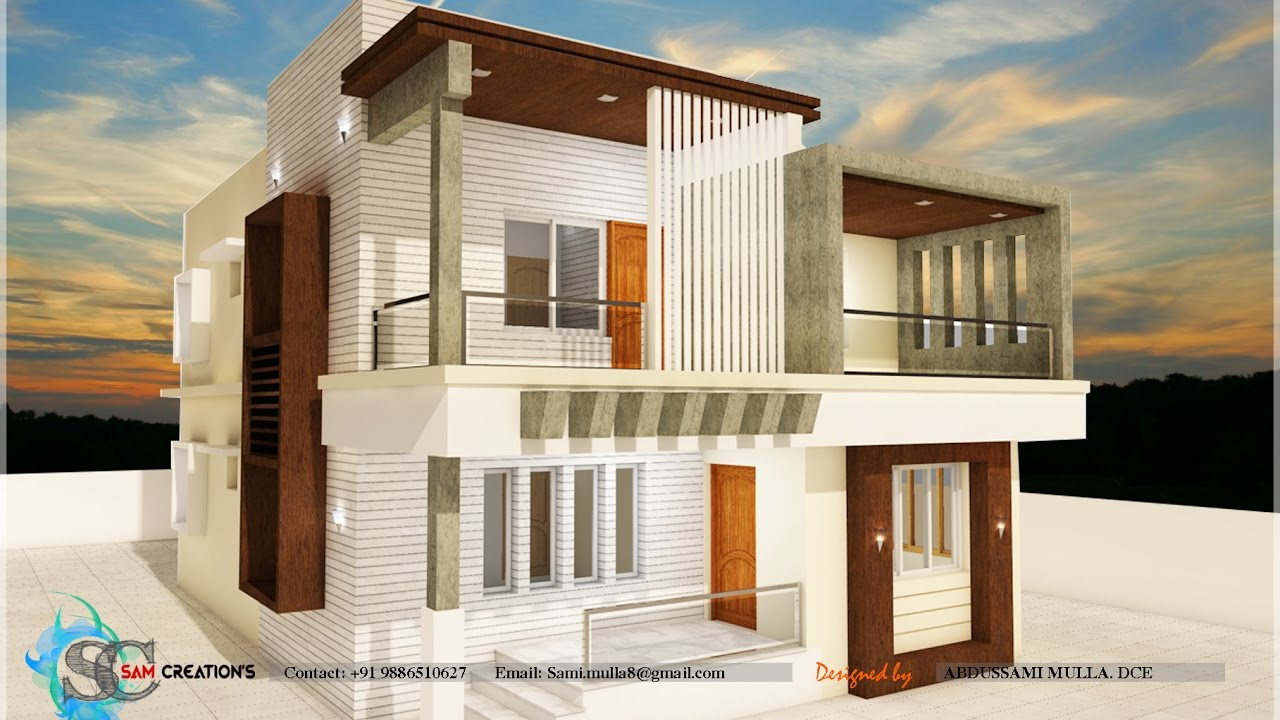 Architectural Design Of Residential Building Architecture Speed Built Modern House Design