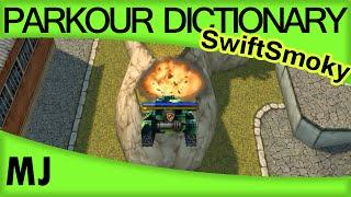 Parkour Dictionary: Mine Jump | Tanki Online
