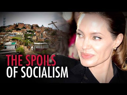 "Angelina Jolie: ""Well-intentioned"" but wrong about Venezuela | Ben Davies"
