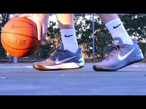 20cc98f2a715 Nike Kobe Ad Performance Overview - My Initial Thoughts! - YT