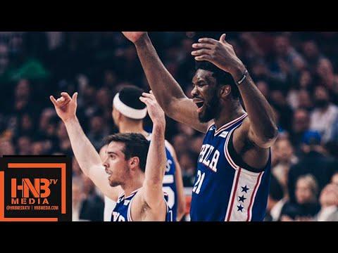 Philadelphia Sixers vs Brooklyn Nets Full Game Highlights   12.12.2018, NBA Season