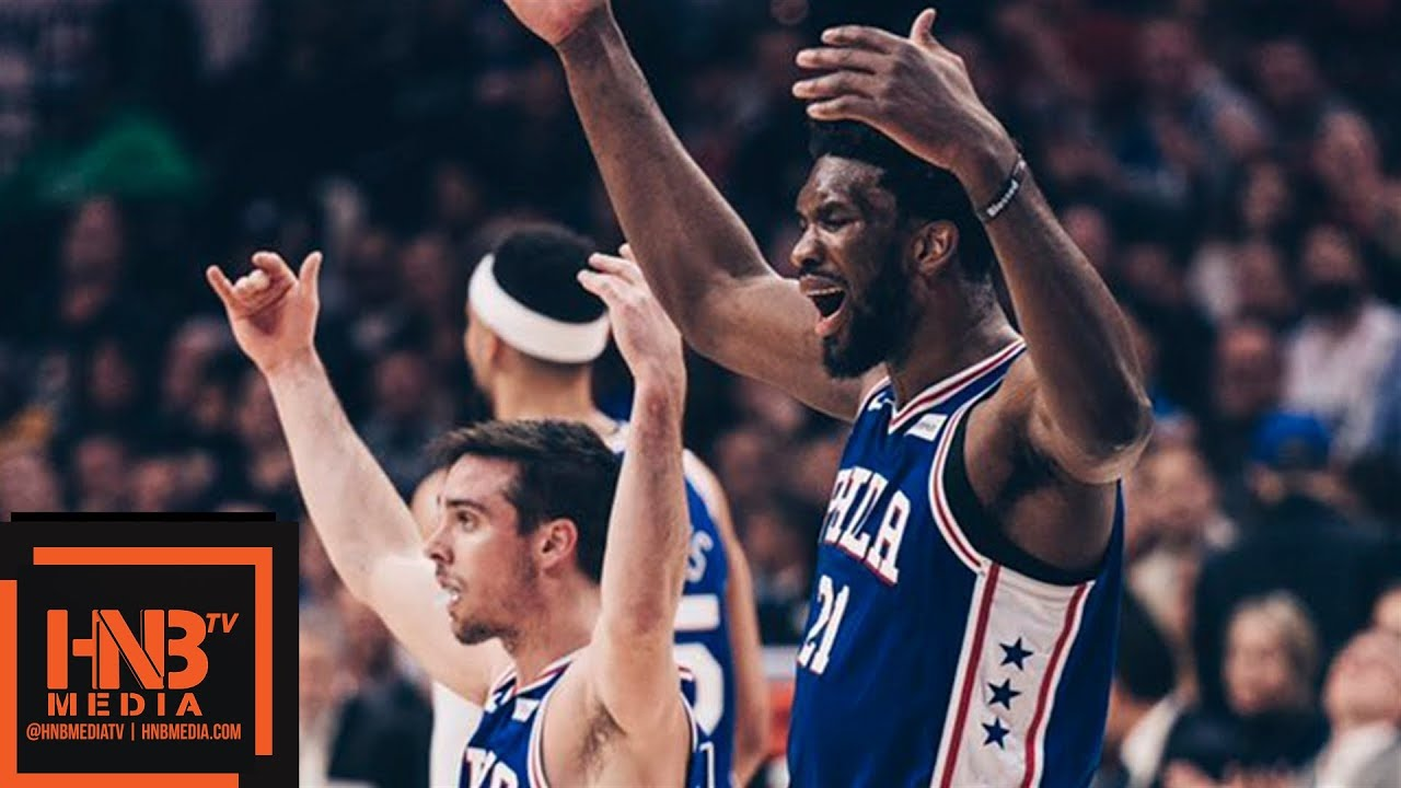 Sixers score big again, roll past Nets to advance