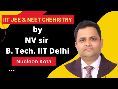 SOLID STATE | NV SIR( B.Tech. IIT Delhi)   | IIT JEE MAIN + ADVANCED | AIPMT | CHEMISTRY