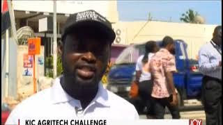 KIC Agritech Challenge - AM Show on Joy News (18-11-19)
