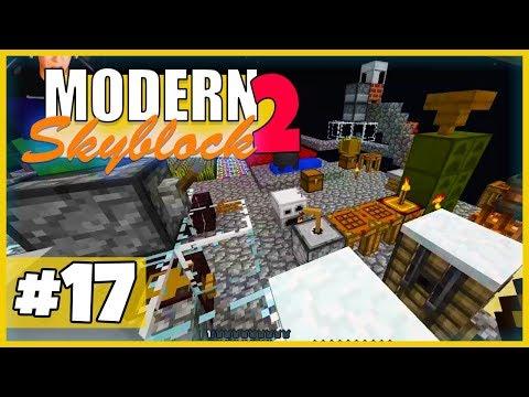 Unsere Insel ist hässlich? - Minecraft Modern Skyblock 2 (Expert Mode) - #17