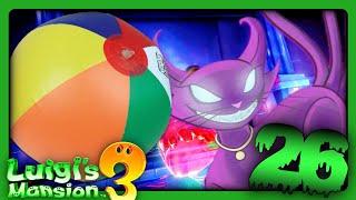 Die große Wasserball-Action!! 👻 Luigi's Mansion 3 #26 [Deutsch]