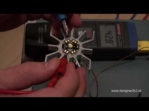 Solder a High Power Cree MC-E
