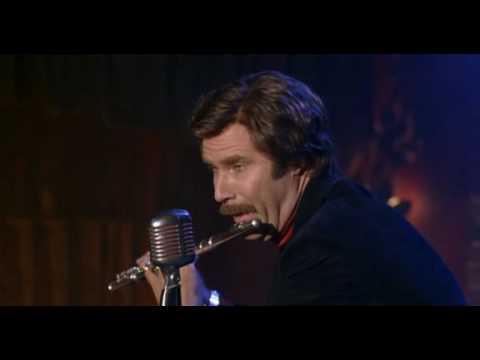 Anchorman Flute Scene