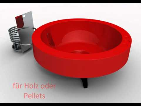 hot tub 2 0 outdoor badewanne youtube. Black Bedroom Furniture Sets. Home Design Ideas