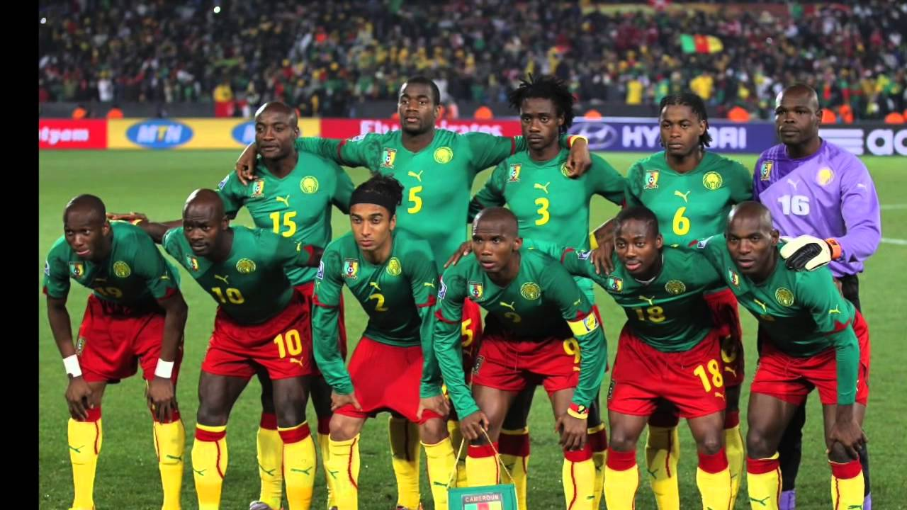 Overview of Cameroon National Football Team - FIFA World Cup 2014 -Group A  - YouTube a33098680