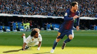 Trying To Stop Lionel Messi 2018 | HD
