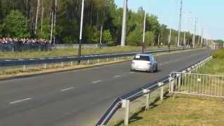 VW Golf mk1 mk2 mk4 mk6 r32 Corrado 1/4 mile Lodz Poland 1080p 60fps