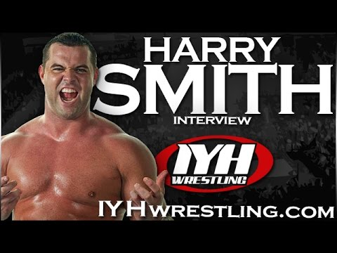 Harry Smith In Your Head Wrestling Shoot Interview